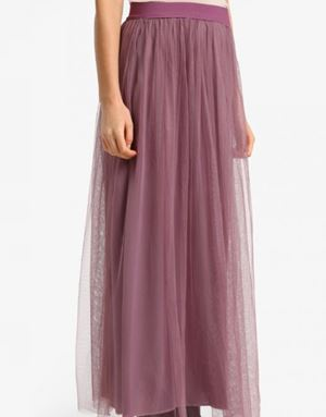 SYATY TULLE SKIRTS IN DUSTY PURPLE