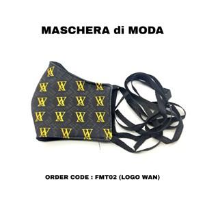 MASCHERA di MODA (FMT02 - LOGO WAN)