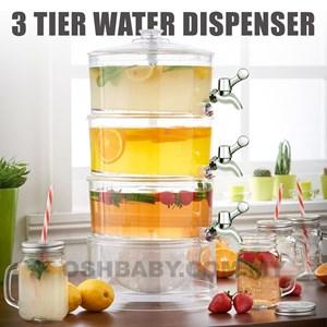 3 TIER WATER DISPENSER