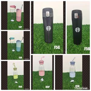 FANCY FLASK / BOTTLE DRINK (500ML)