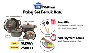 PERIUK BATU [READY STOCK]