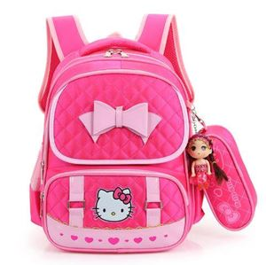 PREORDER Hello Kitty Bag Set  ( DARK PINK ) - ETA 3RD WEEK DEC