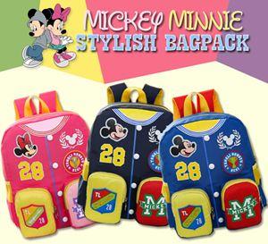 Mickey Minnie Stylish Bagpack