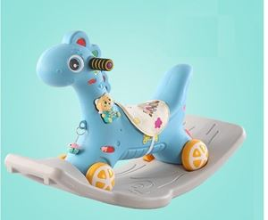 ROCKING HORSE WITH SHOES