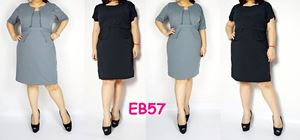 EB57 *Bust 42-50 inches (107-128CM)