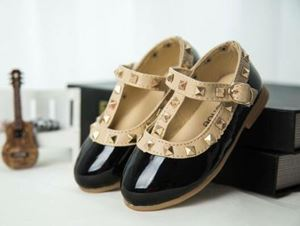 GORGEOUS GIRL SHOES-BLACK
