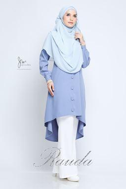 RAUDA (BAYVIEW BLUE) Y.E.S 07