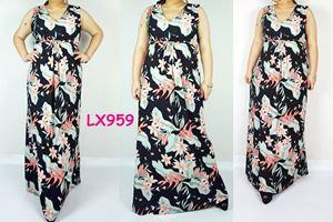 LX959 *Bust116-140cm