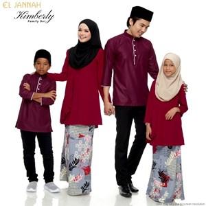 Family Set Ibrahim Kimberly