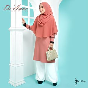 DE'ANNE VARIETY WEAR (CARROT PEACH)