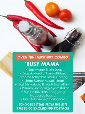 Busy Mama Combo