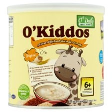 O'Kiddos Original Bario Rice Porridge For Age 6+ Months 220g
