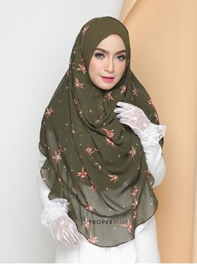 SF LILY OLIVE