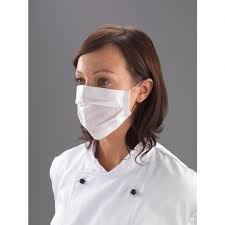 DISPOSABLE FACE MASK 2 PLY (100PCS)
