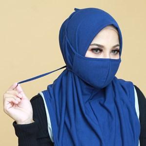 FACE MASK NAVY BLUE