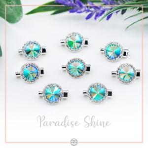 Brooch Rivoli Luxe Paradise Shine