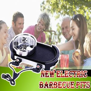 NEW ELECTRIC BARBECUE PITS N00828