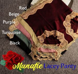 New Munafie Lacey Panty