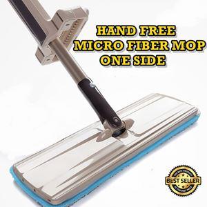 HAND FREE MICRO FIBER MOP ONE SIDE