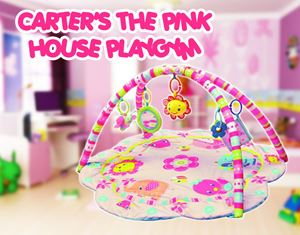 CARTER'S THE PINK HOUSE PLAYGYM