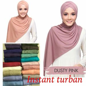 INSTANT TURBAN SHAWL (LELONG)
