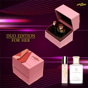 DUO EDITION FRUITY SOLACE 40ml (SINGLE - 1 SET)