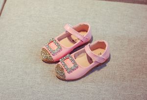 DIAMOND GLAM GIRL SHOES-PINK