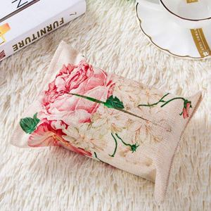 TISSUE BOX COVER - CODE F