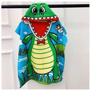 Children's Cloak Towel  ( DINOR )
