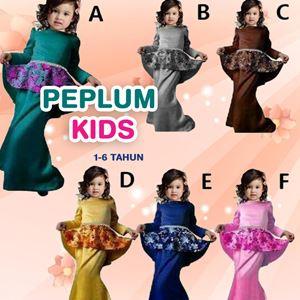 PEPLUM kids 1-6t