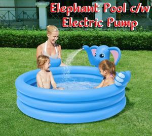 Elephant Pool c/w Electric Pump