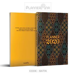 Planner Ana 2020 (BATIK)