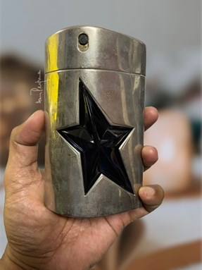 A*Men Thierry Mugler for men shiny metal Casing 100ml *