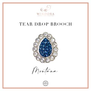 Brooch Inara (Limited Edition) - Montana