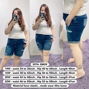 3974   *Waist 34 to 50 inch/ 87-127cm
