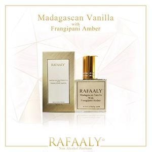 Madagascan Vanilla with Frangipani Amber 9ml