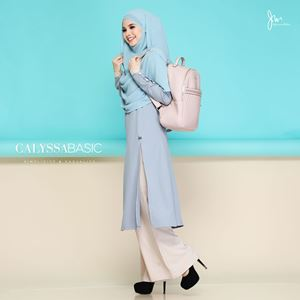 CALYSSA BASIC CASUALITY (SOFT BLUE)