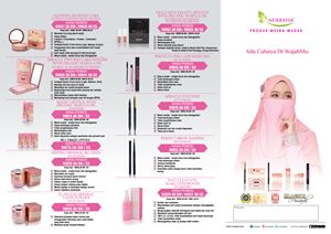 NURRAYSA Flyers Product
