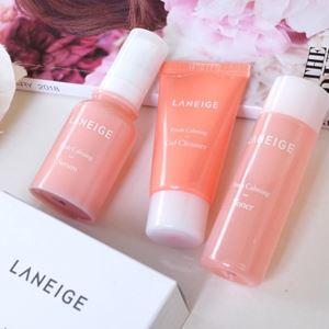 LANEIGE Fresh Calming Kit 3 items