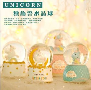 PREORDER  Unicorn Music Box with Light ( ETA END JULY )