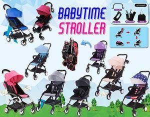 Babytime Stroller (PREORDER)
