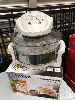 KENWOOD HALOGEN OVEN 17L