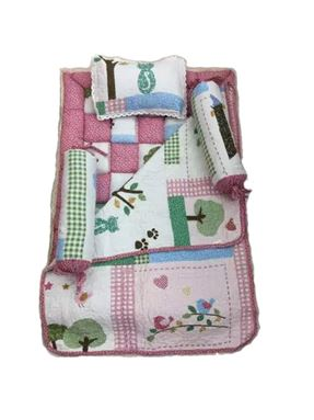 06 BABY TOTO 5PC SET PATCHWORK