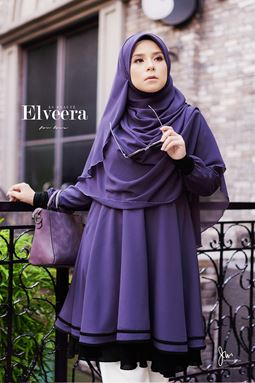 ELVEERA ES BEAUTE' ❤️ 02 (MUDDY PURPLE)