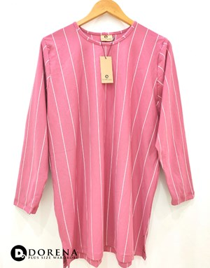 Miley Pink Stripe