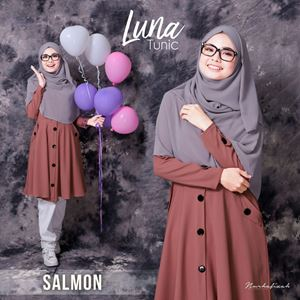 LUNA TUNIC (SALMON)