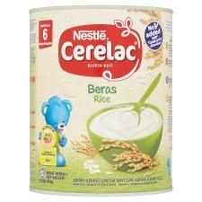 Nestlé Cerelac Rice from 6 Months 500g