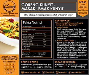 Goreng Kunyit/ Masak Lemak Kunyit