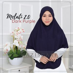 Melati in Dark Purple