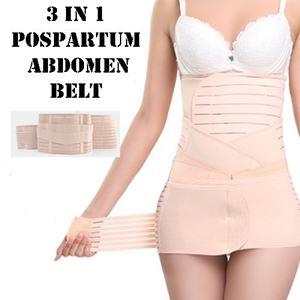3 in 1 Postpartum Recovery Belt N00182